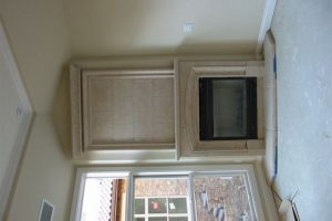Pacifica with Overmantel