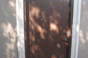 Corscia trim around door