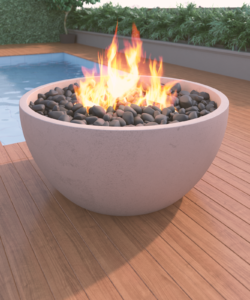 42 in Fire Bowl